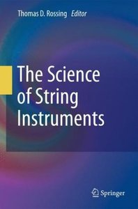 Science of String Instruments