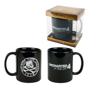 Uncharted 4 - Tasse Pirate Coin