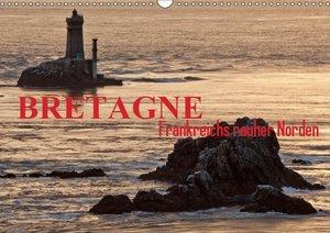 Bretagne - Frankreichs rauher Norden (Wandkalender 2019 DIN A3 q