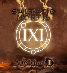 Saltatio Mortis - Arteficium 1, Artbook zum Schwarzen IXI