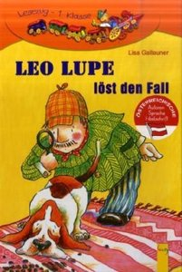 Leo Lupe löst den Fall