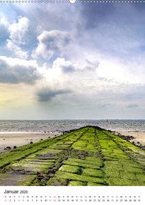 Norderney Inselportrait (Wandkalender 2020 DIN A2 hoch)