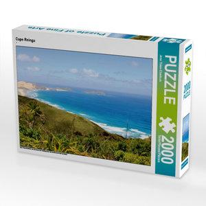 Cape Reinga 2000 Teile Puzzle quer