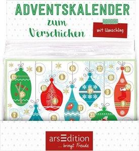 Display Adventskalender zum Verschicken