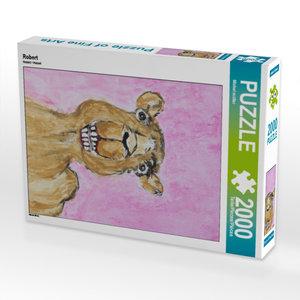 CALVENDO Puzzle Robert 2000 Teile Lege-Größe 67 x 90 cm Foto-Puz