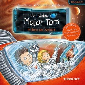 Der kleine Major Tom - Im Bann des Jupiters, Audio-CD