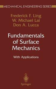 Fundamentals of Surface Mechanics