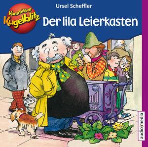 Kommissar Kugelblitz - Der lila Leierkasten