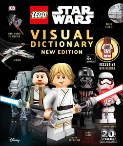 Lego Star Wars Visual Dictionary: New Edition: With Exclusive Mi