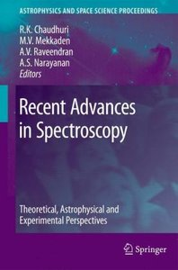 Recent Advances in Spectroscopy
