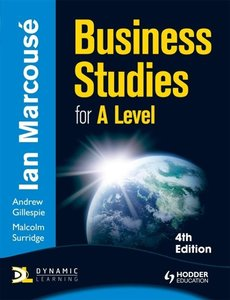 Business Studies for A Level