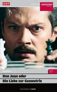 Don Juan oder die Liebe zur Geometrie, 1 DVD