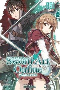 Sword Art Online - Progressive 01