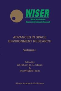 Advances in Space Environment Research
