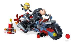 Mattel Mega Construx Ich 3 Gru\'s Transforming