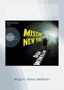 Missing. New York (DAISY Edition)