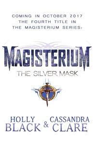 Magisterium 04: The Golden Boy
