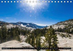 Entlang der Sierra Nevada