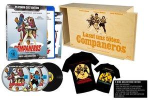 Companeros - Sonderedition in Holzbox - limitierte Auflage von 5