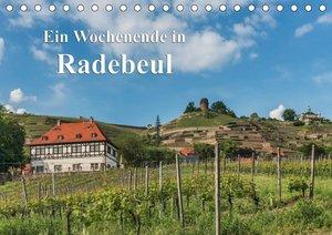 Ein Wochenende in Radebeul