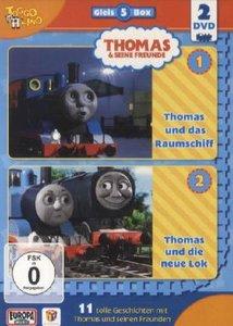 Thomas & seine Freunde 2er DVD Schuber 05 (Folgen 17 & 18)