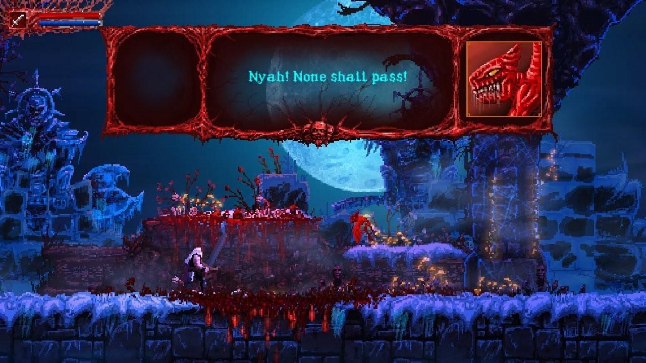 Slain, Back From Hell, 1 Nintendo Switch-Spiel - zum Schließen ins Bild klicken