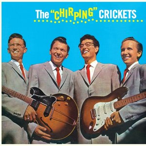 The Chirping Crickets (Limited 180g Farbiges Vinyl)