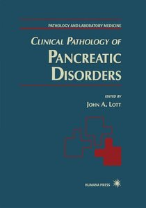 Clinical Pathology of Pancreatic Disorders