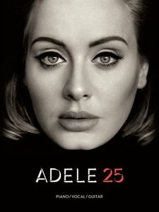 Adele: 25 (PVG Book)
