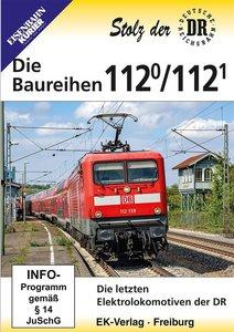 Die Baureihen 112.0 und 112.1, 1 DVD-Video