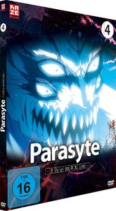 Parasyte -the maxim- DVD 4