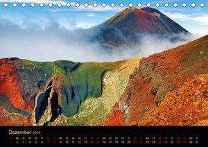 Südseetraum Neuseeland (Tischkalender 2019 DIN A5 quer)