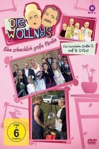 Die Wollnys - Schrecklich Groáe Familie,Staffel 2