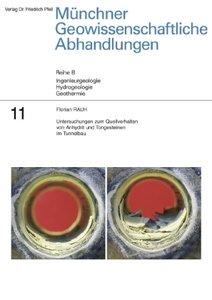 Untersuchungen zum Quellverhalten von Anhydrit und Tongesteinen