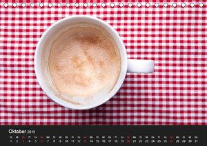 Kaffee & Schokolade (Tischkalender 2019 DIN A5 quer)
