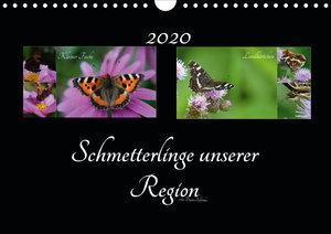 Schmetterlinge unserer Region