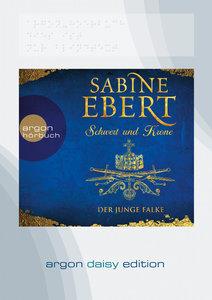 Schwert und Krone - Der junge Falke (DAISY Edition), 1 Teile, MP