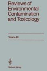 Reviews of Environmental Contamination and Toxicology