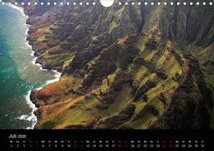 Kauai - The Garden Island (Wandkalender 2020 DIN A4 quer)