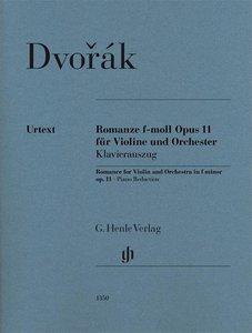 Romanze f-moll op. 11 für Violine und Orchester