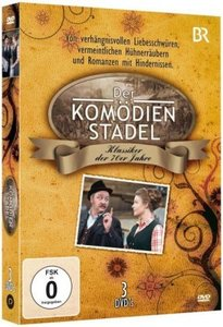 Komödienstadel - Klassiker der 70er Jahre/3 DVD