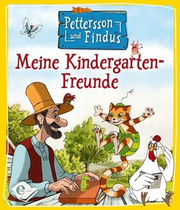 Pettersson und Findus Freundebuch