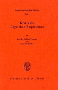 Kritik des Logischen Empirismus