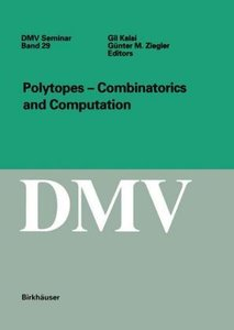 Polytopes - Combinations and Computation