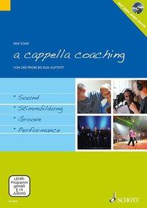A cappella coaching