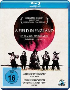A Field in England-Blu-ray Disc