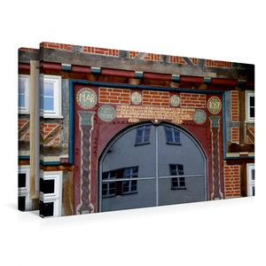 Premium Textil-Leinwand 90 cm x 60 cm quer Deutsches Käsemuseum