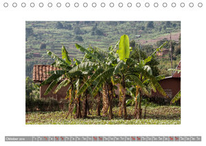 Ruanda (Tischkalender 2019 DIN A5 quer)
