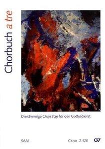 Chorbuch a tre, Chorleiterband