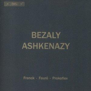 Bezaly und Ashkenazy spielen Sonaten